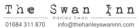 The Swan Inn | Hanley Swan Logo